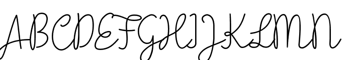 Paper Bow DEMO  What Font is