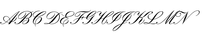 PinyonScript  What Font is