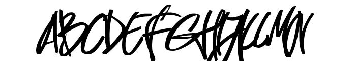 Pirmokas Font UPPERCASE