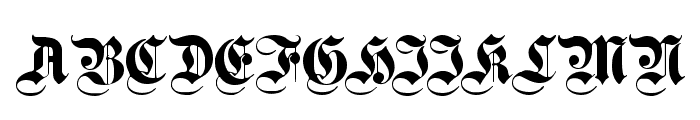 PlainGermanica  What Font is