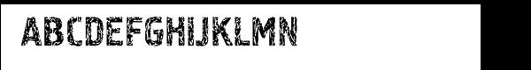 Pollock Cyrillic Three  नि: शुल्क फ़ॉन्ट्स डाउनलोड