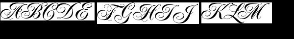 Poppl-Residenz Regular  What Font is