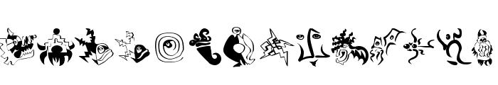 PrehistFantasies  What Font is
