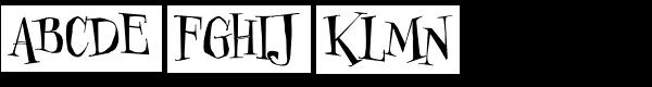 Professor Minty  What Font is