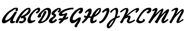 Promotion Script  What Font is