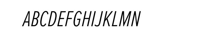 Proxima Nova Light Italic Font Free Download