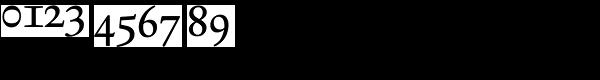 Quadriga BQ-Reg SC Font OTHER CHARS