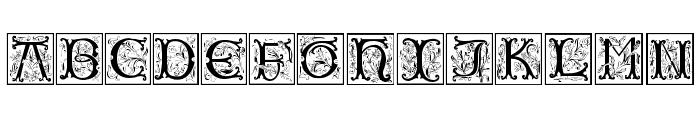 Ramo 2 Caps  What Font is