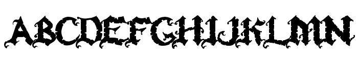 Rapscallion  What Font is