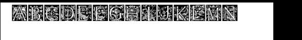 Renaissance Caps  What Font is