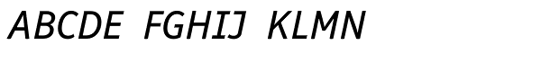 Respublika FY Italic  What Font is