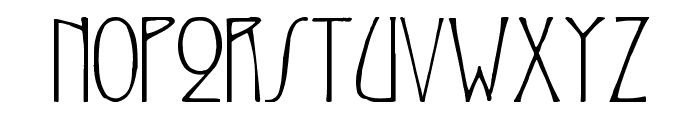 ReynoldCaps Font UPPERCASE