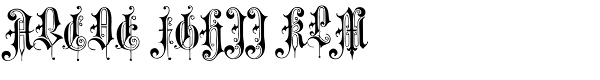Rheingold  What Font is