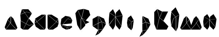 ROCKA Font LOWERCASE