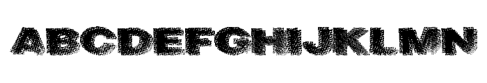 RockHarder  What Font is