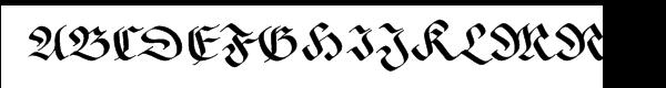 Rockner™ Regular DFR  What Font is