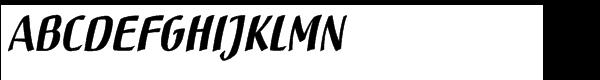 Rostrum Regular  What Font is