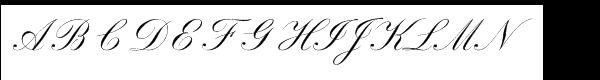 Sackers™ Script Std English Script les polices de caractères gratuit t�l�charger