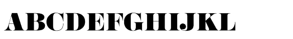Sahara Bodoni Regular  What Font is