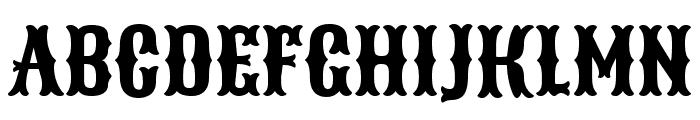 Sancreek Regular  What Font is