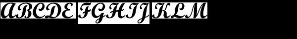 Script MTStd-Bold  What Font is