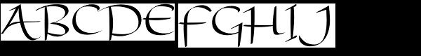 Scrittura Moderna  What Font is