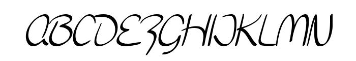 SF Burlington Script SC  What Font is