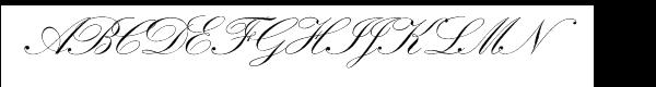 SG Artscript No. 1 SH Regular フリーフォントのダウンロード
