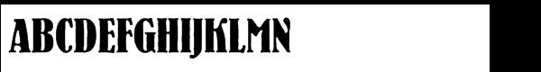 SG Bernhard Antique™ SB Std Bold Condensed  What Font is