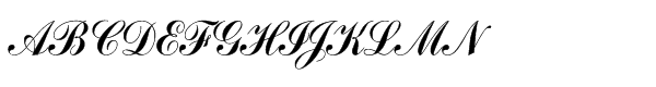 SG Commercial Script™ SB Std Regular  What Font is