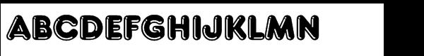 Similar Free Fonts for SG Frankfurter SB Bold