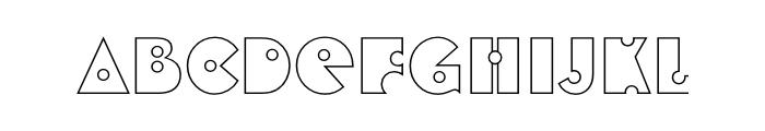 Shotgun Blanks OT  What Font is