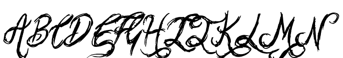 Sketchy Script  What Font is