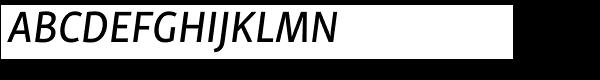 Skolar Sans PE Medium Italic  What Font is