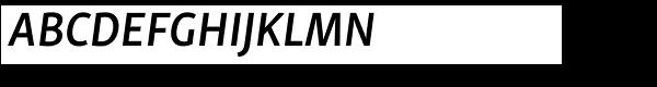 Skolar Sans PE SemiBold Italic  What Font is