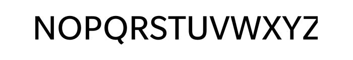Slate Pro Font UPPERCASE