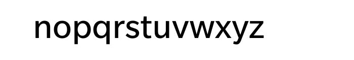 Slate Pro Font LOWERCASE