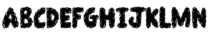 Slimeball  What Font is
