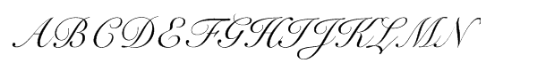 Roundhand font Roundhand calligraphy