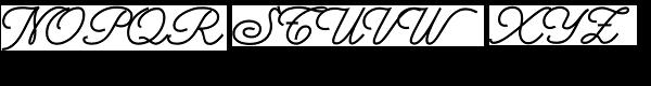 So Prolix Bold Font UPPERCASE