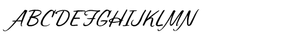 Sonora Pro Light Italic  What Font is