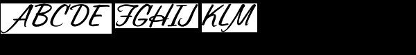 Sonora Pro Medium Italic  What Font is