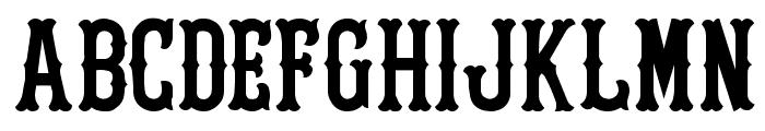 Stahls Tiffany - 2000 Font UPPERCASE