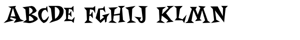 Stand Up JNL  What Font is