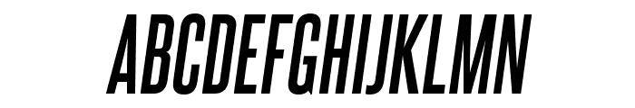 SteelfishRg-BoldItalic  What Font is
