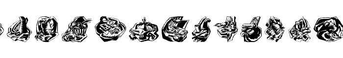StillLebenFourKinds  What Font is