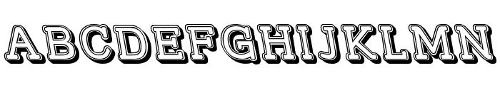 Street Slab - Fortuna Rev  What Font is
