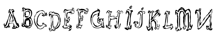 Szorakatenusz  What Font is