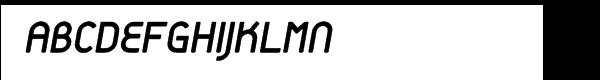 Tantalus Alternative Bold Italic  What Font is