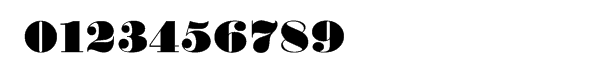 Thorowgood Regular Font OTHER CHARS